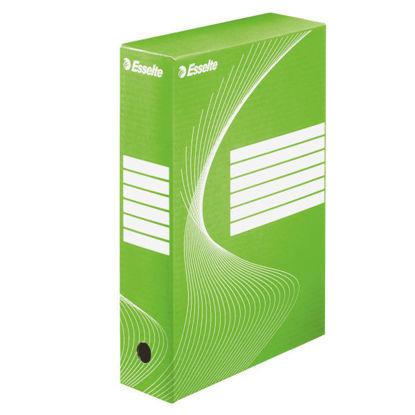 Archiefdoos A4 Esselte boxycolor groen