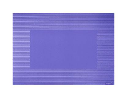 Placemat 80 gr 30 x 42 cm blauw 100 stuks tafelbekleding onderlegger