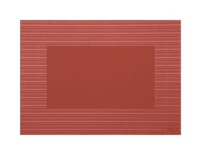 Placemat 80 gr 30 x 42 cm bordeaux 100 stuks tafelbekleding onderlegger