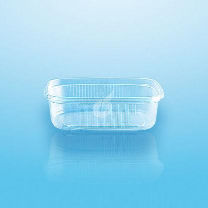 Slagerbakje 150 cc glashelder 100 stuks opdienen verpakken bewaren