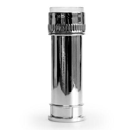 Bellenblazer zilver