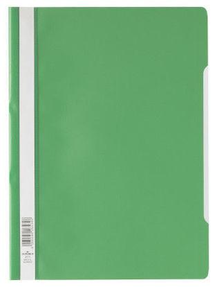 Bestekmap PP Durable groen