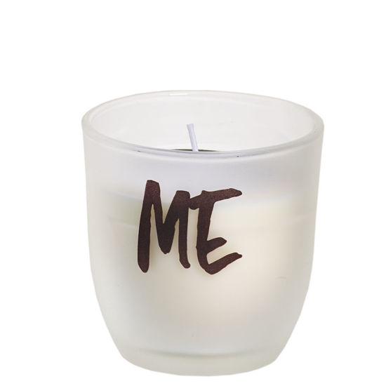 Mat theelicht 'ME'