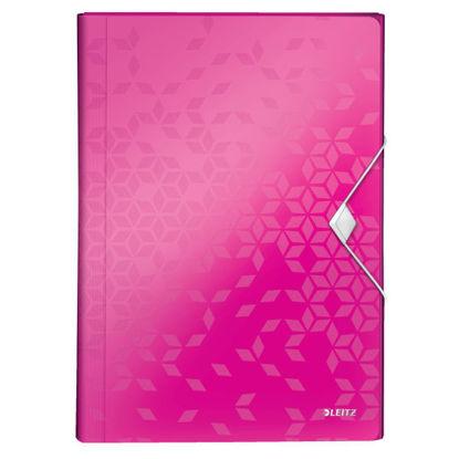 Projectmap PP WOW roze