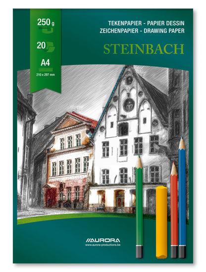 Tekenblok Steinbach A4