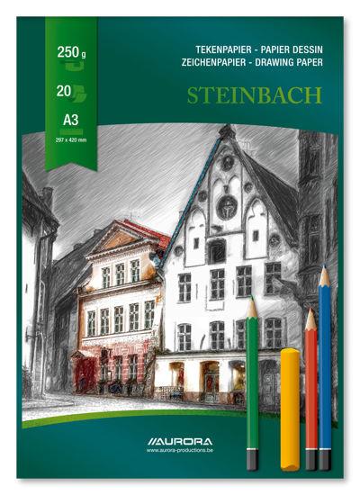 Tekenblok Steinbach A3