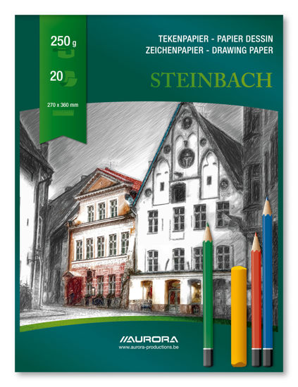 Tekenblok Steinbach
