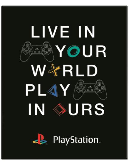 Ringmap Playstation