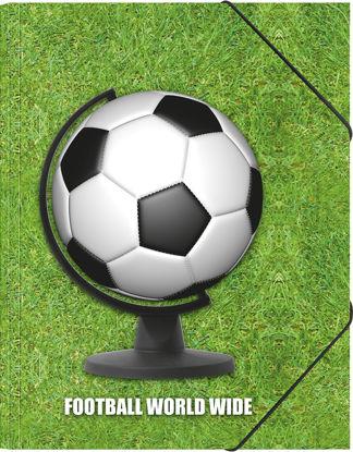 Elastomap voetbal