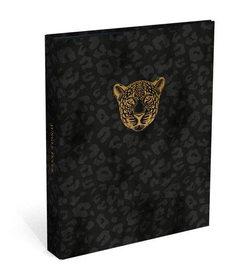 Ringmap Olive Leopard