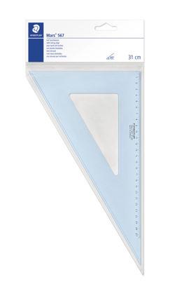 Tekendriehoek Staedtler 31 cm 60°