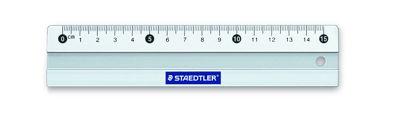 Lat aluminium 15cm