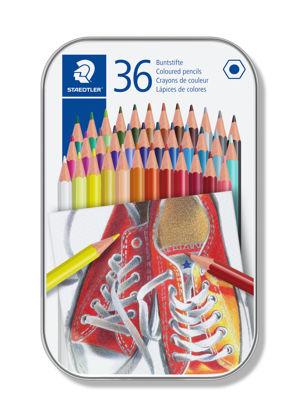 Kleurpotloden 36 stuks