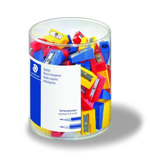 Potloodslijper plastiek