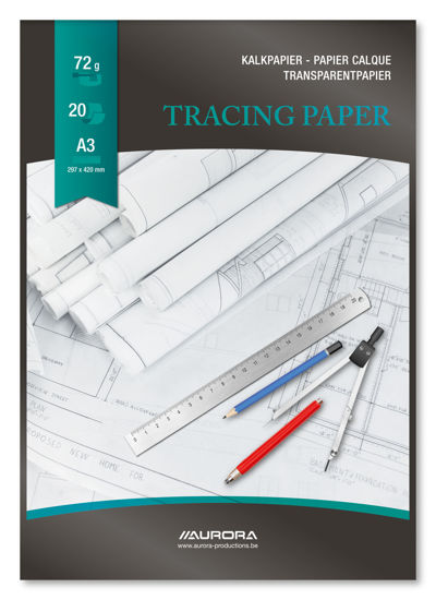 Kalkpapier A3