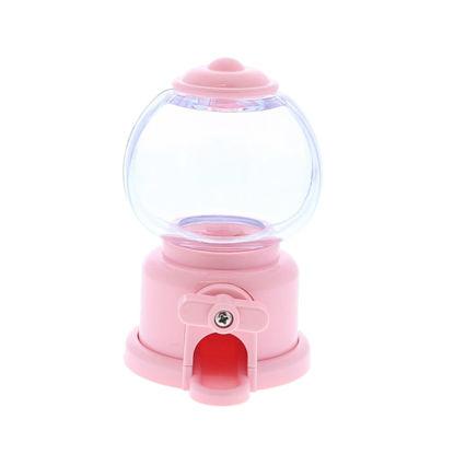 snoepdispenser roze