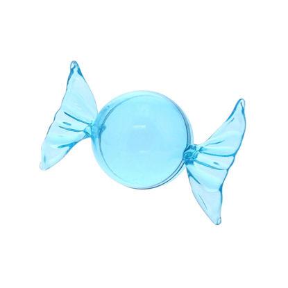 plexi snoep blauw