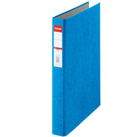 Ringmap Esselte A4 karton blauwa