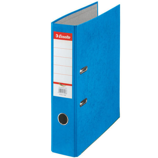 Ringmap Esselte A4 karton 75mm blauw