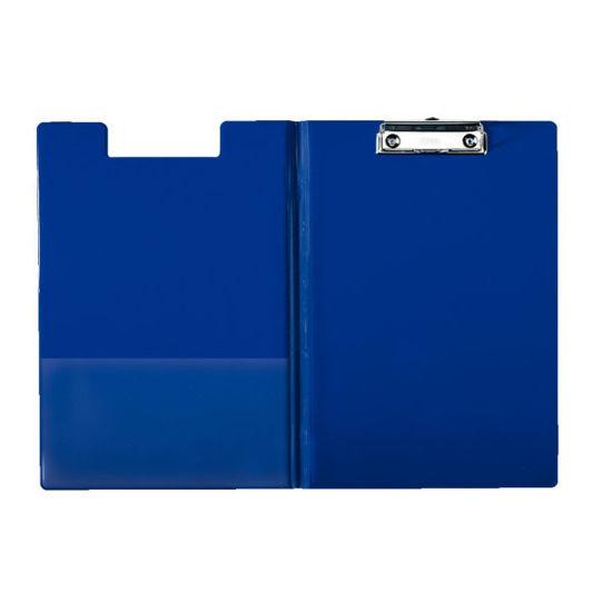 Klembord + omslag blauw