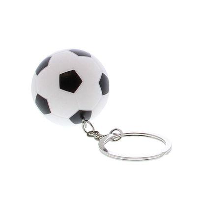 Voetbal sleutelhanger