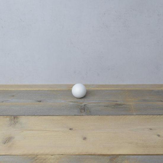Styropor bal, diameter 5 cm, piepschuim