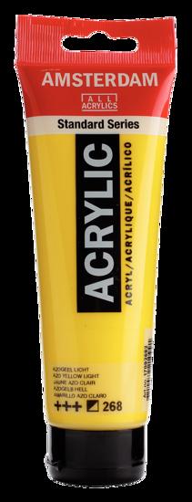 Acrylverf Talens azogeel licht