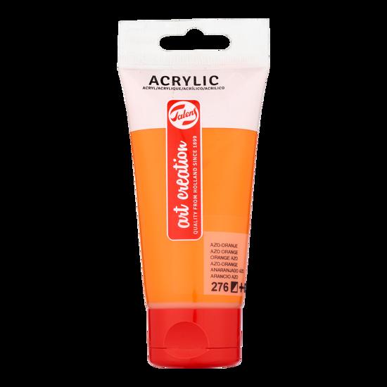 Acrylverf Talens 75ml azo oranje