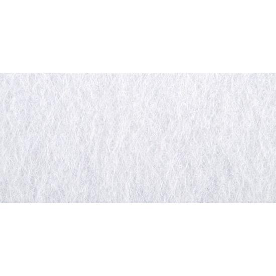 Viltlapjes, wit, 20x30 cm, 0,8-1mm dik, zak 2 lappen