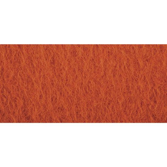 Viltlapjes, oranje, 20x30 cm, 0,8-1mm dik, zak 2 lappen