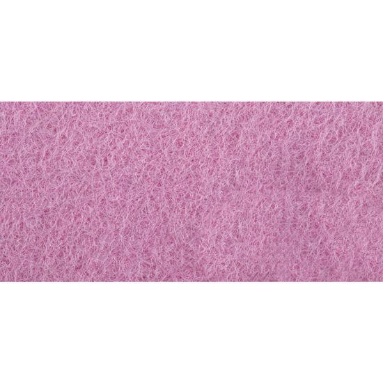 Viltlapjes, roze, 20x30 cm, 0,8-1mm dik, zak 2 lappen