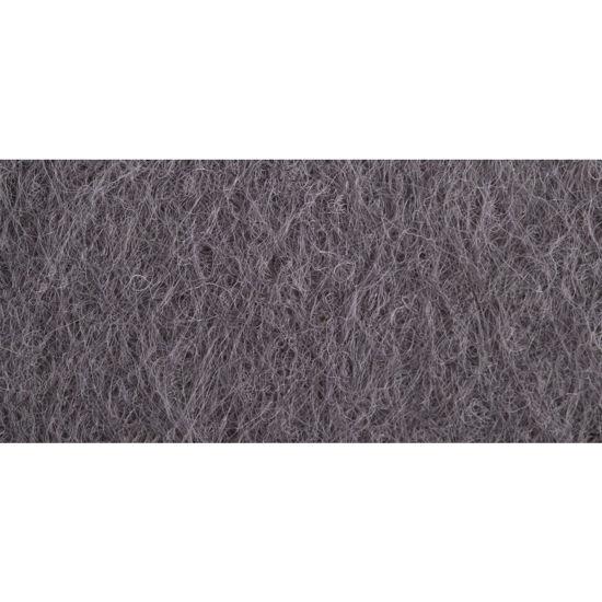 Viltlapjes, grijs, 20x30 cm, 0,8-1mm dik, zak 2 lappen