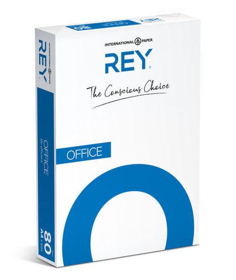 Papier Rey Office wit A4 500vellen