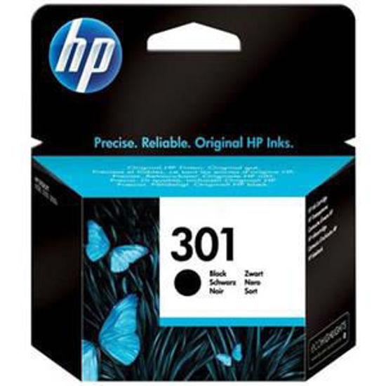 HP inktcardridge 301 zwart, 3ml