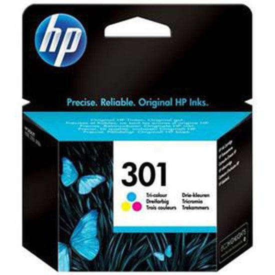 HP inktcardridge 301 3-color, 3ml