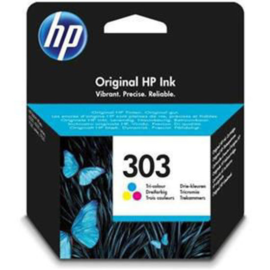 HP inktcardridge 303 3-color, 4ml