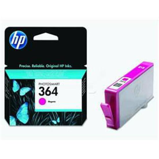 HP inktcardridge 364 magenta, 3ml