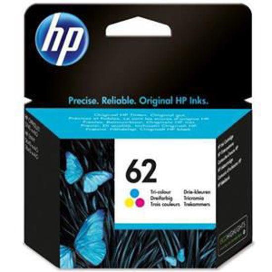 HP inktcardridge 62 3-color, 4,5ml