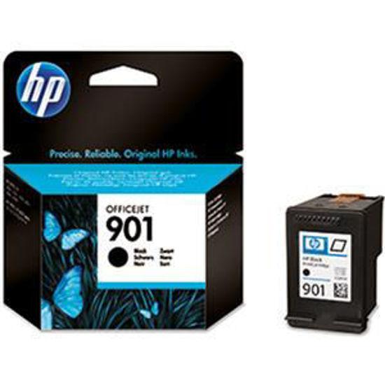 HP inktcardridge 901 zwart, 4ml