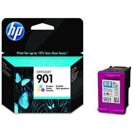 HP inktcardridge 901 3-color, 9ml