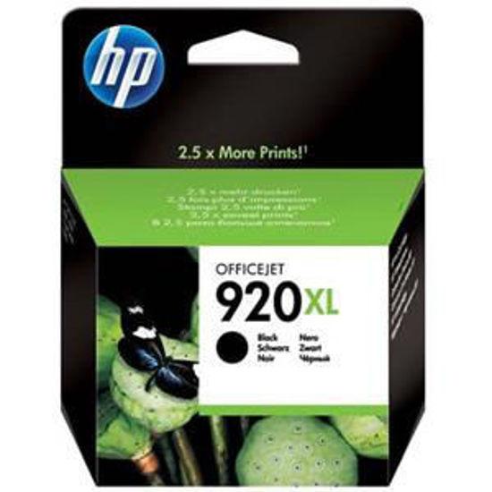 HP inktcardridge 920 XL zwart, 49ml
