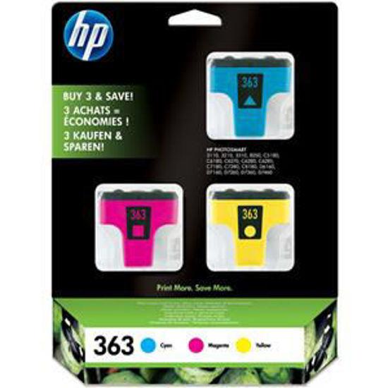 HP inktcardridge 363 3-color