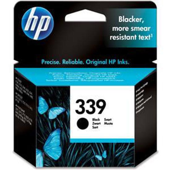 HP inktcardridge 339 zwart