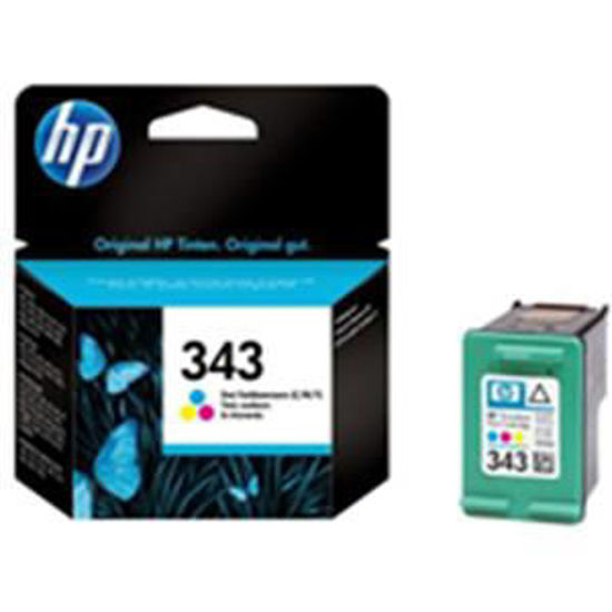 HP inktcardridge 343 3-color