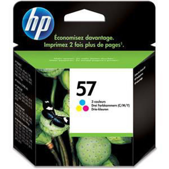 HP inktcardridge 57 3-color, 17ml