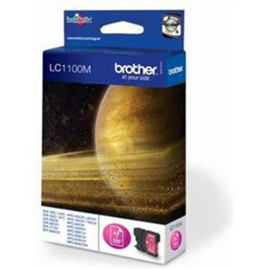 Brother inkt LC1100M magenta