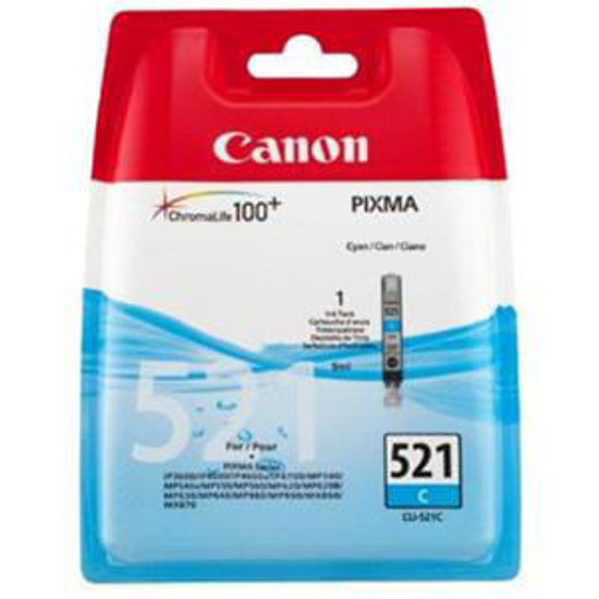 Canon PGI-521C cyaan