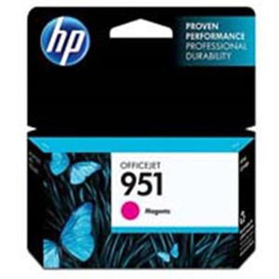 HP inktcardridge 951 magenta, 8.5 ml