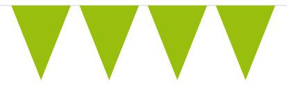 vlaggenlijn groen