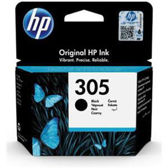 HP inktcardridge 305 zwart, 2ml